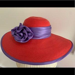 Vintage summer hat